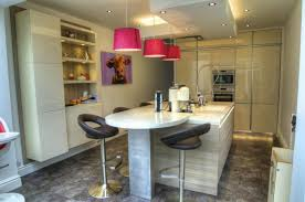 Gloss Lacquer U0026 Veneer New Fitted Kitchen Park View Rd Lytham