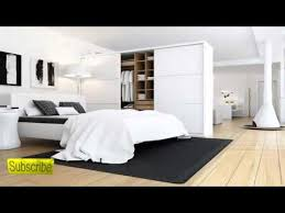 Contemporary Fitted Bedroom Furniture Design Modern Fitted Bedroom Wardrobes Youtube