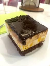 greta cuisine joghurtos barackos kocka picture of villa greta siofok siofok