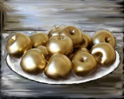 Apple Centerpiece Ideas by Proverbs 25 11 Like Apples Of Gold In Silver Carvings Is A Word