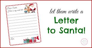 free printable letter to santa template cute christmas wish list