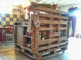 mobile kitchen island pallet mobile kitchen island 1001 pallets