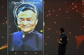 alibaba face recognition china s alibaba shows off pay with your face technology at it fair