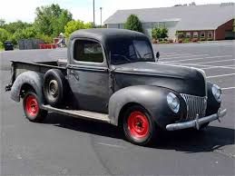 Vintage Ford Pickup Truck - 1940 ford pickup for sale classiccars com cc 993278