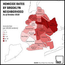 Crime Map Of Chicago by Is America Experiencing A Murder Outbreak It Depends On Your Block