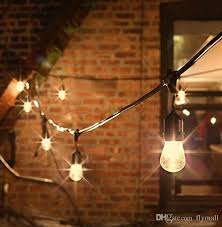 15 bulb strings vintage style outdoor string light commercial
