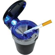 auto drive led ashtray black walmart com