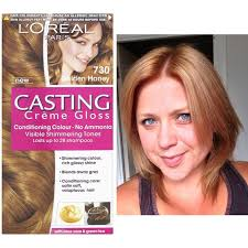 loreal hair color chart ginger the 25 best loreal casting creme gloss ideas on pinterest