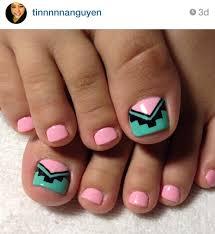 44 easy and cute toenail designs for summer u2013 page 2 of 5 u2013 cute