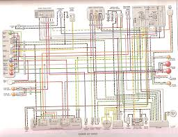 warna kabel instalasi motor skemanya hourex150l s