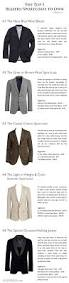 Types Of Grey Color by The Top 5 Types Of Blazers Sportcoats To Own