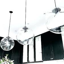 large clear glass pendant light clear glass pendant lighting shades cvid