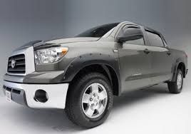 toyota tundra accessories 2010 egr toyota tundra bolt on look fender flares autotrucktoys com