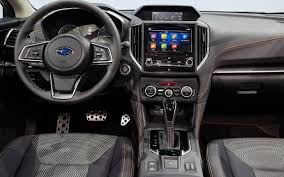 subaru crosstrek interior leather comparison subaru crosstrek limited 2018 vs seat arona fr