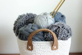 Crochet Patterns For Home Decor Easy Modern Free Crochet Bag Pattern For Beginners