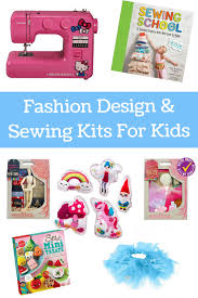 maker gifts fashion design and sewing kits for no time