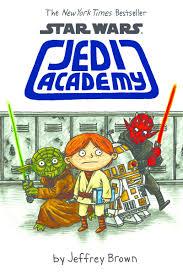 starwars thanksgiving star wars jedi academy by jeffrey brown scholastic