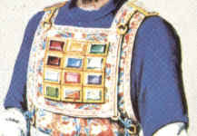 high priest ephod parashat tetzaveh the garments of the high priest