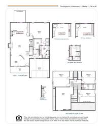 Magnolia Homes Floor Plans The Magnolia Plan At Creekside At Richmond Hill In Richmond Hill