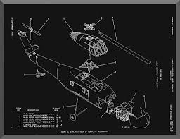 sikorsky s 58t helicopter illustrated parts catalog manual