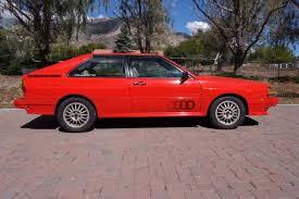 1983 audi quattro audi ur quattro turbo coupe coupe 1983 mars for sale