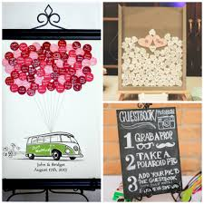bridal guest book wedding ideas 16 extraordinary wedding guest book photo picture