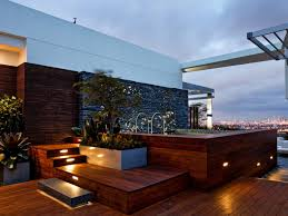 small roof terrace design ideas twostorey house with rooftop