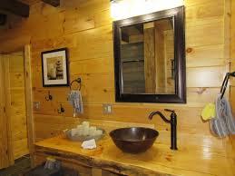 Log Cabin Bathroom Vanities by Log Cabins In Hocking Hills Hocking Hills Cabin Rental Cabin