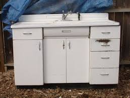 Retro Metal Kitchen Cabinets by 22 Best Youngstown Cabinets Images On Pinterest Kitchen Ideas