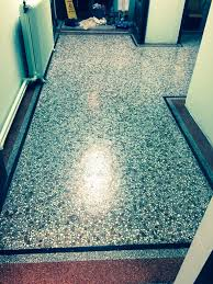 flooring charming terrazzo floor and how to clean terrazzo tile