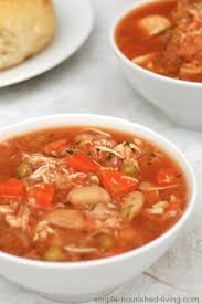 slow cooker chicken vegetable soup weight watchers recipes points plus