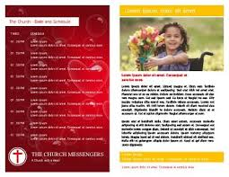 9 best church bulletins and program templates images on pinterest