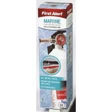 First Alert Kitchen Fire Extinguisher by First Alert Marine Fire Extinguisher Smoke Alert Home Fire Safety