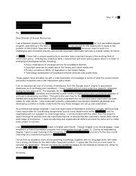 Library Job Resume by Federal Open Cover Letters