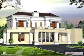 victorian style luxury home design kerala home design and floor