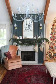 Is Livingroom One Word Our Christmas Entry U0026 Dining Room Thewhitebuffalostylingco Com