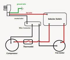 car ac compressor wiring diagram circuit and schematics diagram