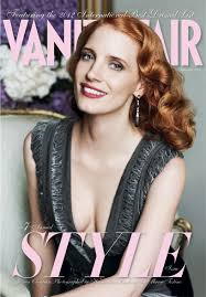Kim Kardashian Vanity Fair Cover Jessica Chastain In Magazines