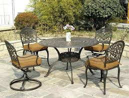 cast aluminium garden table u2013 swebdesign