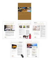 Home Design Media Kit Media Kit U0026 Other By Kim Katz At Coroflot Com