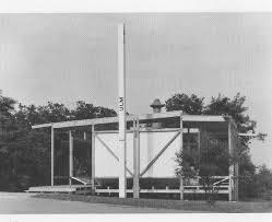 Brualist by Max Bill Ulm Pavilion Built Demolished 1956 Tutorials