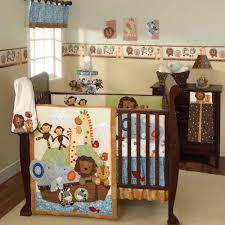 Noah S Ark Crib Bedding S S Noah 5 Baby Crib Bedding Set By Lambs Giraffe