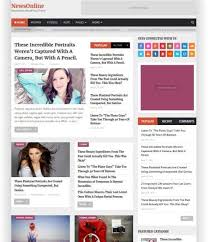 wordpress news magazine template see here the topic and download