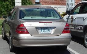 what u0027s an u0027m u0027 municipal plate doing on a mercedes registered to