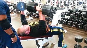 Weight Set Bench Press Tip Dumbbell Bench Press Drop Sets For Size T Nation