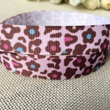 leopard ribbon buy leopard grosgrain ribbon and get free shipping on aliexpress