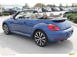 convertible jeep blue 2015 reef blue metallic volkswagen beetle r line 2 0t convertible