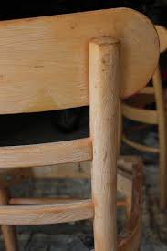 how to refinish wooden dining chairs a step by step guide from diy refinish wooden dining chairs pink finish
