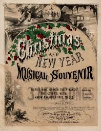 free vintage clip art christmas sheet music the graphics fairy