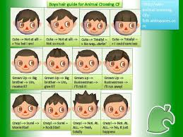 acnl hairstyle guide hairstyle for animal crossing specs price release date redesign of